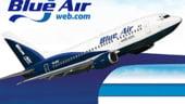 Pasagerii Blue Air vor putea efectua check-in-ul pe internet
