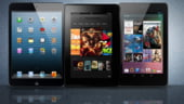 Ce sa fie, iPad Mini, Google Nexus 7 sau Amazon Kindle Fire HD?