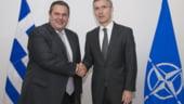 Fost comandat NATO: Grecia ar putea iesi din alianta. Ar fi un haos total