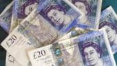 Curs valutar: Lira sterlina, la cel mai mare nivel din ultimele 4 luni