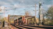 Comisia Europeana continua sa finanteze dezvoltarea infrastructurii feroviare din Romania