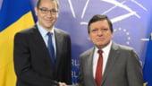 Cea mai importanta tema de discutie intre Ponta si Barroso: Fondurile europene