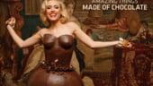 Cele mai uluitoare creatii facute din ciocolata