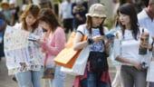 Numar record de turisti in Japonia, datorita deprecierii yenului