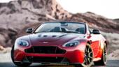 Noul Vantage S Roadster: Ce zici de noua decapotabila sport de la Aston Martin? (VIDEO)