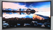 CES 2013: Samsung lanseaza primul televizor OLED cu ecran curbat din lume