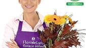 Valentine's Day: Romanii vor plati online 60.000 de euro pentru flori