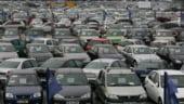 Piata auto continua declinul: Inmatricularile au scazut cu 13% in octombrie