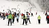 Record de turisti in statiunile montane, inregistrat in weekend-ul trecut