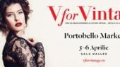 V for Vintage: Targ de design romanesc in Bucuresti
