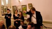 """Tabloul """"Carciuma la Rucar"""" al lui Grigorescu, licitat la New York pentru 120.000 de dolari"""