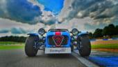 Treci la volanul unui roadster Caterham Seven 420R