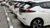Zeci de masini electrice pot fi inchiriate de astazi in Bucuresti, direct de pe telefon, cu taxare la minut