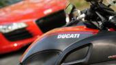 Audi finalizeaza preluarea producatorului de motociclete Ducati