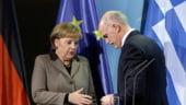Merkel, gata sa lase Grecia sa iasa din zona euro