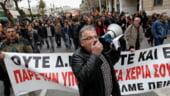 Noi proteste anti-austeritate in Grecia