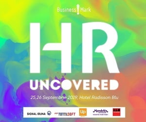 Shared experience for better business @ HR Uncovered, Bucuresti
