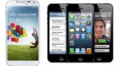 Samsung Galaxy S4 va creste vanzarile la S3, dar va musca si din cota iPhone 5
