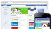 Facebook lanseaza propriul sau magazin de aplicatii