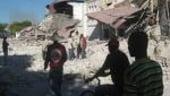 """Seful FMI cere lansarea unui """"plan Marshall"""" pentru reconstructia Haiti"""