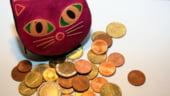 Curs valutar: Euro scade foarte putin, dolarul creste considerabil
