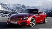 BMW prezinta Zagato Coupe, masina construita manual