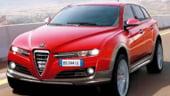 Fiat lucreaza la primul SUV Alfa Romeo si vrea sa tripleze vanzarile pana in 2016