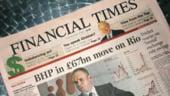 Financial Times ingheata salariile angajatilor