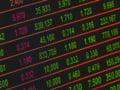 Tranzactii in valoare de peste 4 milioane de lei, la jumatate de ora de la deschiderea Bursei