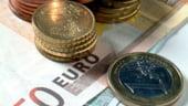 Cursul de referinta: 4,2296 lei/euro, cel mai prost nivel al leului din ultimele 2 saptamani