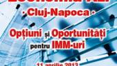 """IMM pot descoperi noi oportunitati la """"Economia Azi"""""""