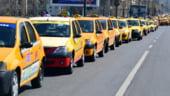 Taximetristii ameninta cu proteste fata de Uber, ministrul Transporturilor le-a promis masuri