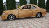 Ford face masini din lemn lichid