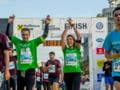 Team HOSPICE a strans la Maratonul Bucuresti peste 360.000 de lei pentru copiii si adultii cu boli incurabile