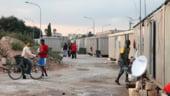 Arsenalul imigrantului modern: cort, mancare si smartphone