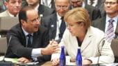 Merkel, Hollande, Monti si Rajoy se intalnesc la Roma inaintea summitului UE
