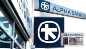Alpha Bank ar putea vinde BERD 30% din subsidiarele est-europene si din Romania