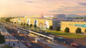 ParkLake, primul mall din Romania cu terenuri de tenis si fotbal