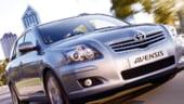 Noua Toyota Avensis s-a lansat in Romania