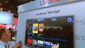 LG va incepe productia la televizoare cu Google TV
