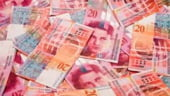 Conversia creditelor din franci in lei la cursul istoric poate falimenta unele banci
