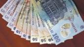 Leul se depreciaza pana la cursul valutar de 4,3233 lei/euro