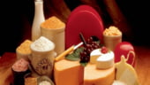 Scadere a importurilor de lactate in primele patru luni din 2012