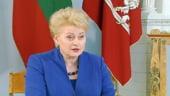Lituania preia presedintia UE. Agenda incarcata, orientata pe probleme economice