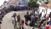 Mii de turisti la Turnirul Cetatilor din Brasov