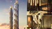 Dubai mai pregateste o extravaganta: Hotelul Marriot va fi cel mai inalt din lume