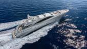 Super-iahtul Moonraker: Bijuteria plutitoare demna de James Bond