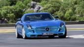 Mercedez lanseaza una dintre cele mai scumpe masini electrice din lume. Vezi cum arata (Foto)