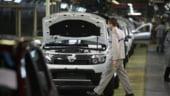 Dacia estimeaza o scadere a productiei cu circa 30.000 de masini in 2014