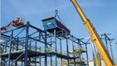 Piata constructiilor din Romania, cea mai mare scadere din UE